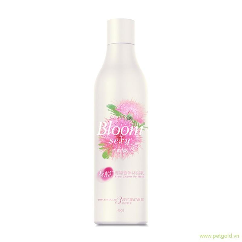 Sữa tắm hoa quýt cho chó mèo Joyce & Dolls Sexy Bloom