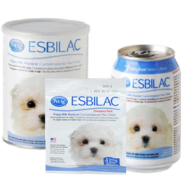 Sữa bột Esbilac cho chó con