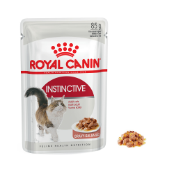 Royal Canin - Instinctive (Gravy) 12x85g
