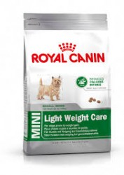 Royalcanin - Mini Light weightcare 2kg