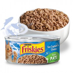 Friskies Pate Vị Sea Captain hộp