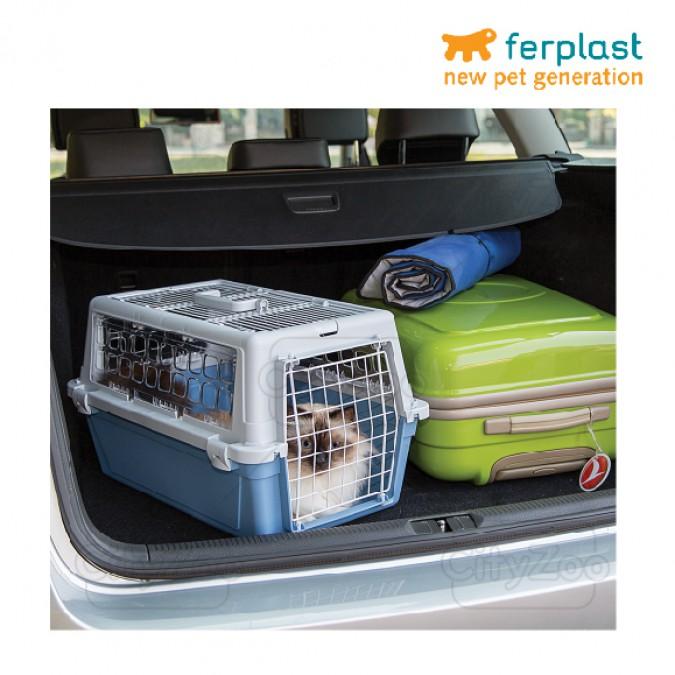 Ferplast Atlas Trendy - Lồng vận chuyển chó mèo (size S)