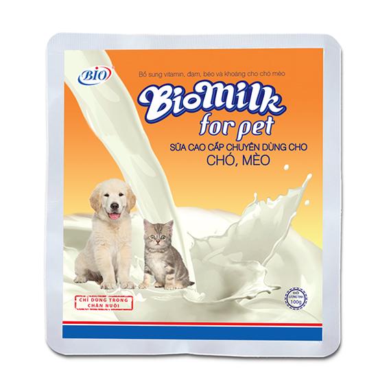 Bio Milk - Sữa cho chó mèo con