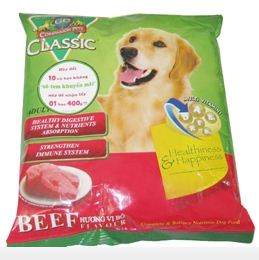 Thức ăn cho chó trưởng thành CP.Classic