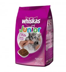 Whiskas - Junior Ocean fish 1.1kg