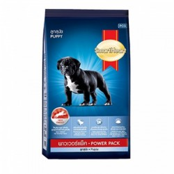 Thức ăn Smartheart Puppy Power Pack 1kg