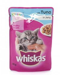 Whiskas - Pate Tuna junior 85g
