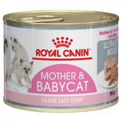 Royal Canin Mother&Babycat 195g - Pate cho mèo con