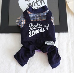 Petstar bộ back to school size M