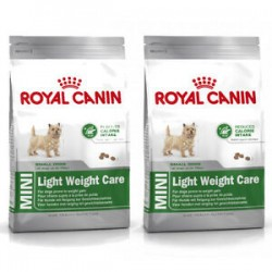 Royal Canin Mini Light Weight Care (2kg)  - Thức ăn cho chó
