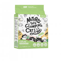 Cature- Cát đậu phụ Cat LitterTofu Pellet Green Tea  6L